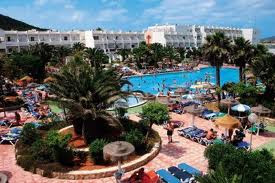 Fiesta palm beach club ibiza playa den bossa latest 2012