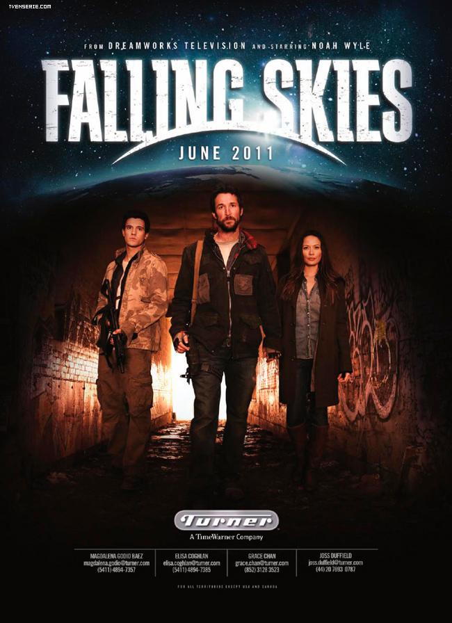 Falling Skies Serie HDTV [Español Latino] Ver Online [Descarga 1 Link] Temporada Completa