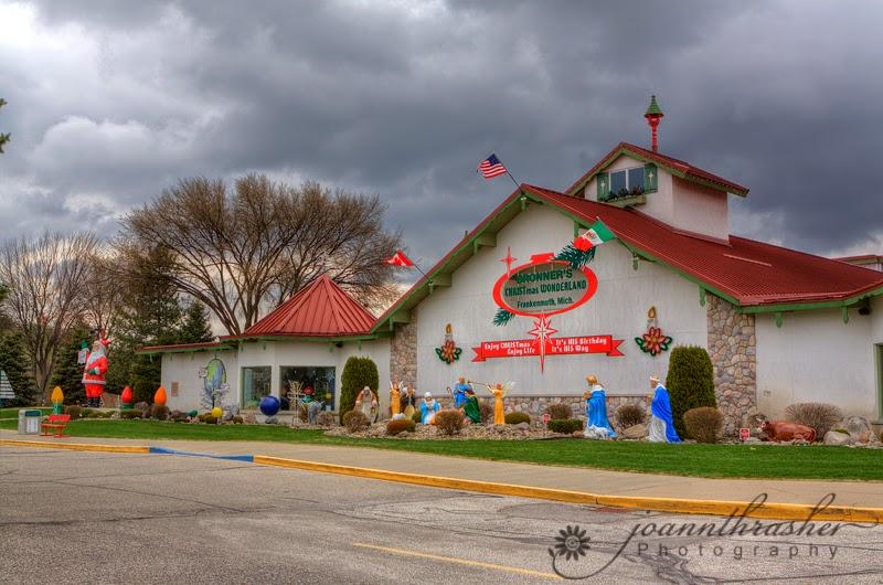 My Corner Of The World: Bronner's Christmas Wonderland