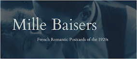 My other site, dedicated to French romantic fantasy postcards of the 1920s
