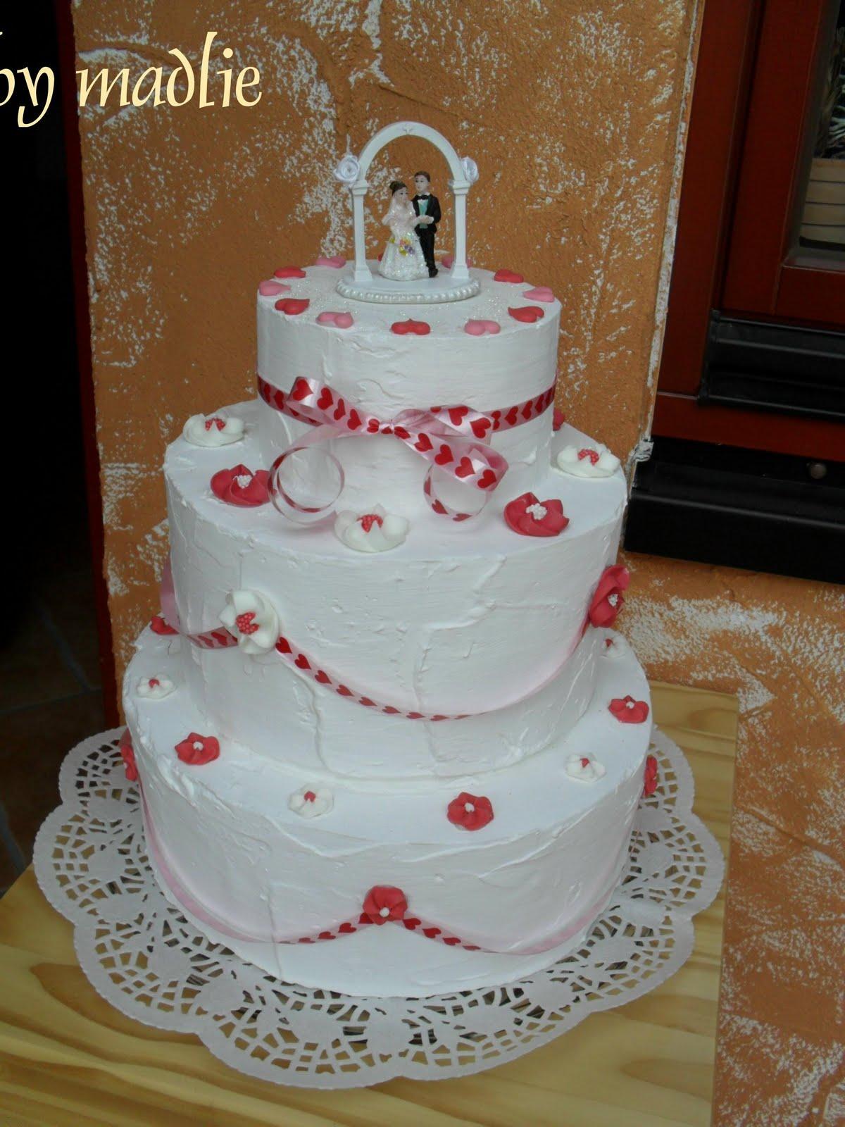 Madlies Welt: Hochzeitsgeschenk für meine Kollegin