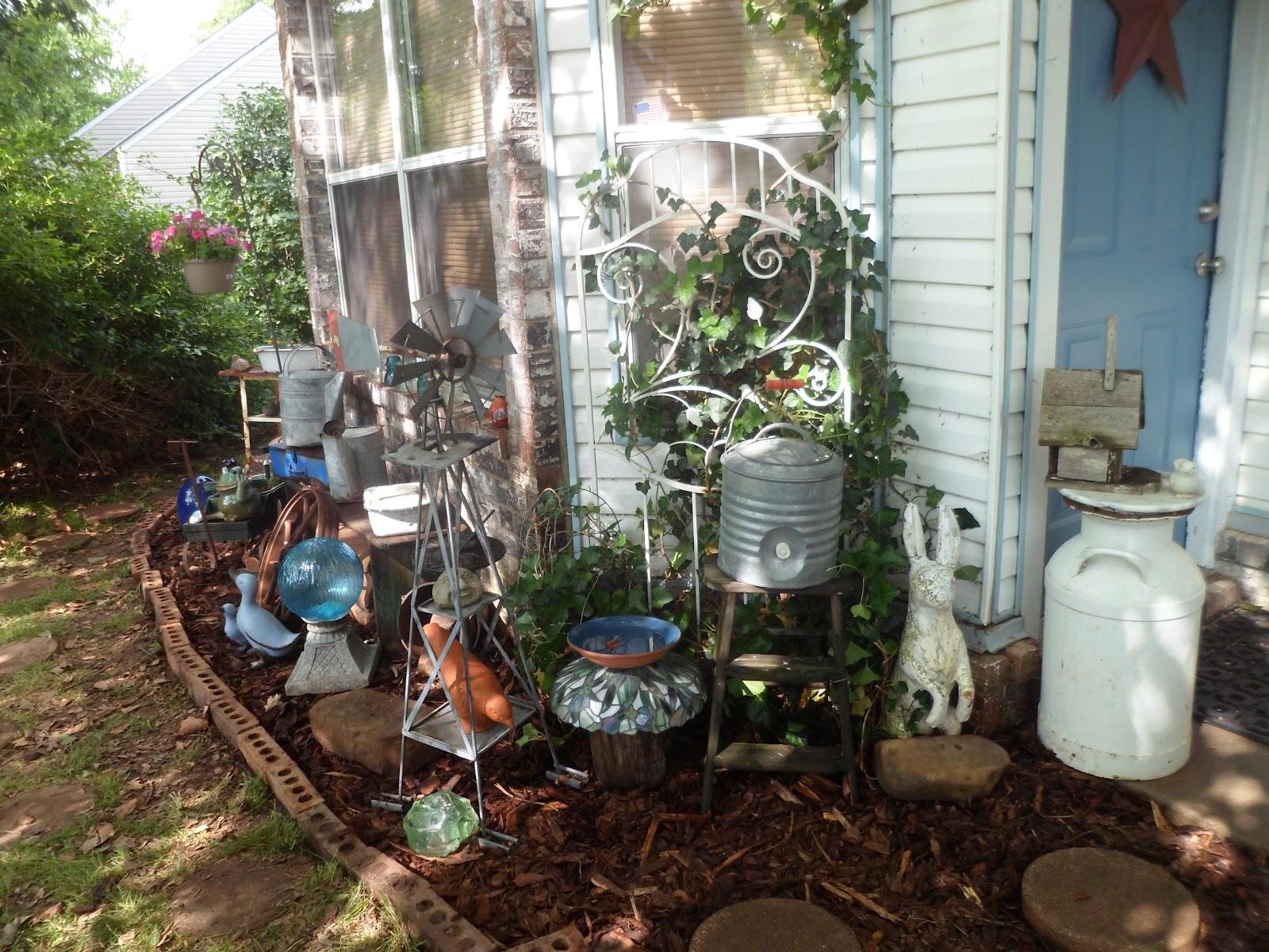 Monkeybox Yard And Garden Junk