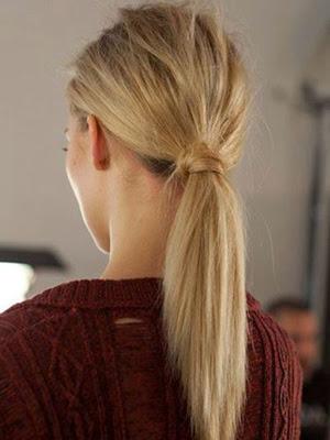 peinados verano 2014 con coletas