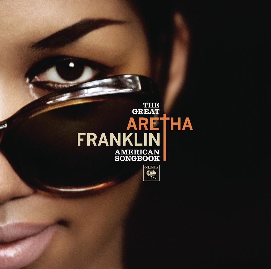 Aretha Franklin - The Great American Songbook ... CD Front cover
