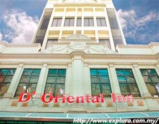 D'Oriental Inn, Chinatown