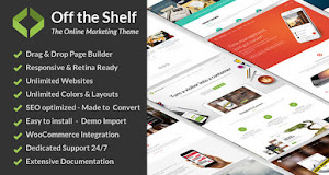 Off the Shelf is designed to convert, highly flexible, fast and efficient