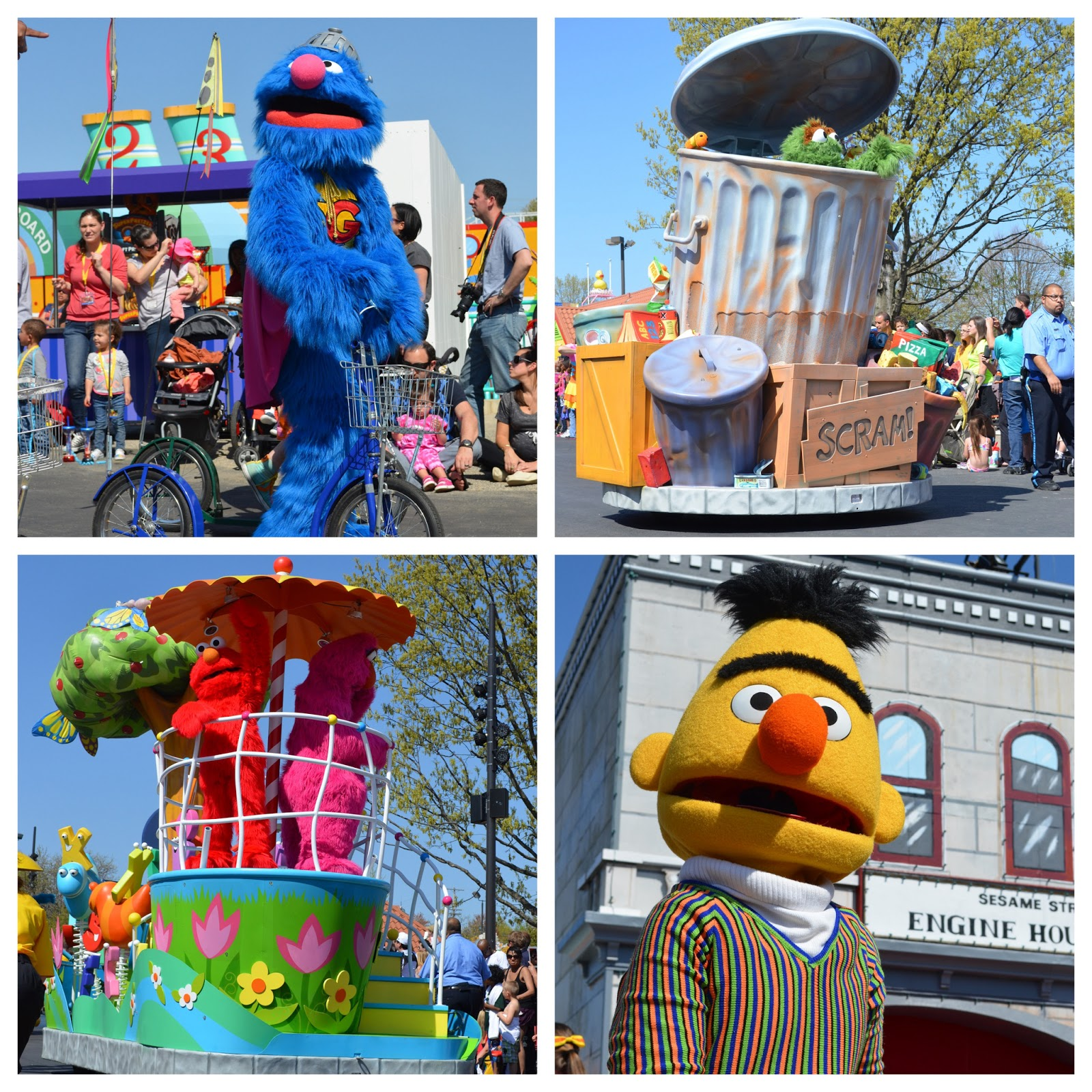Mini Weekend Vacations: Sesame Place Visitor Tips