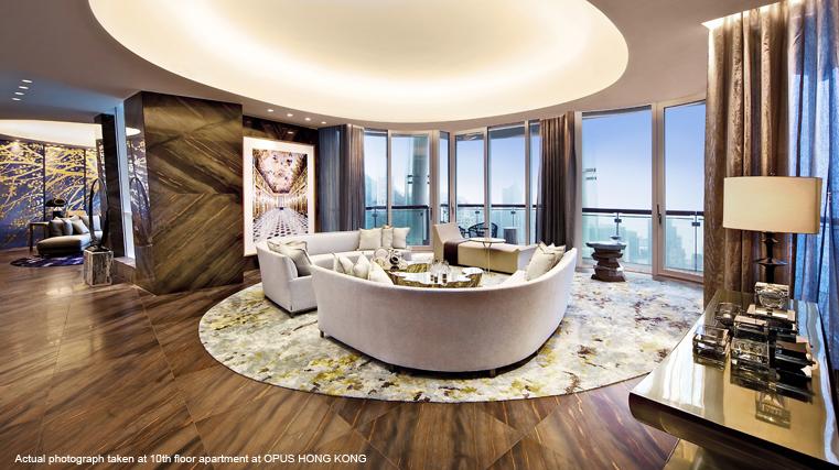 Khám phá bên trong căn hộ 1.400 tỷ đắt nhất châu Á