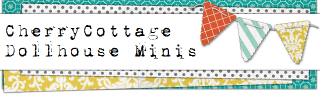 Cherry Cottage Dollhouse Minis