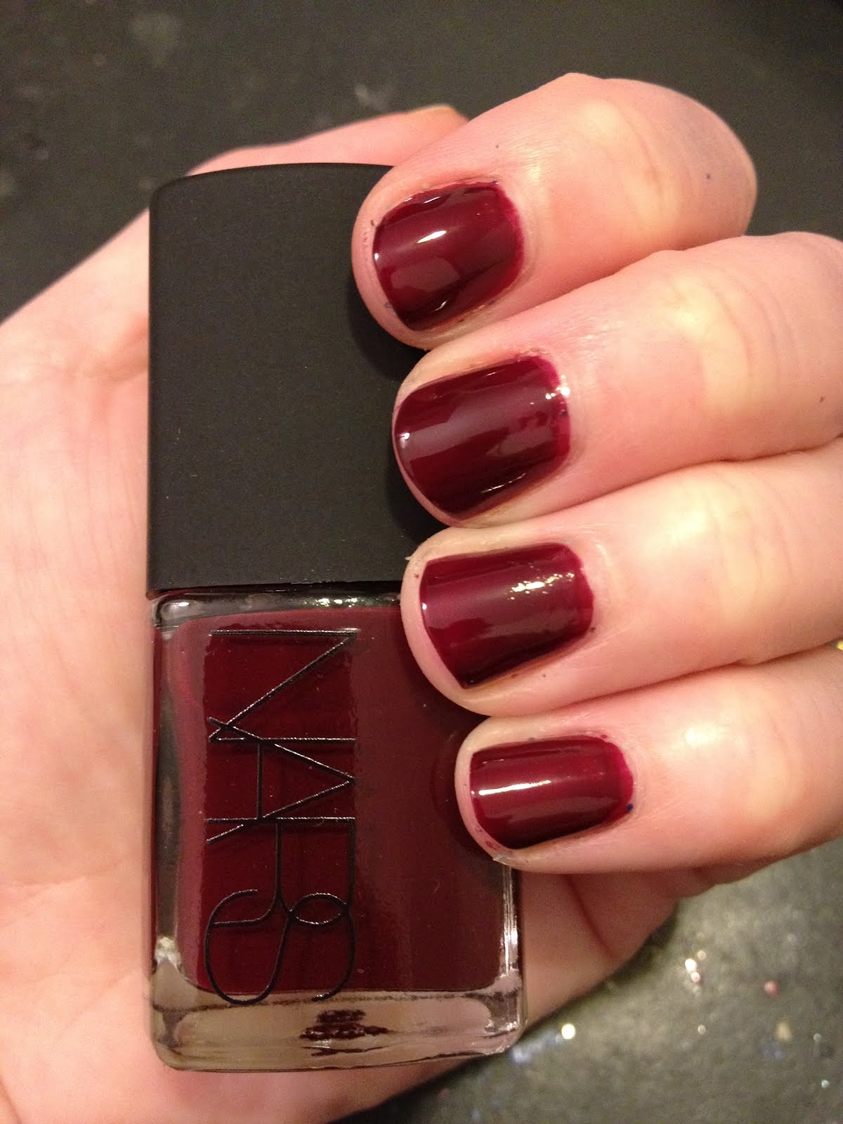 The Beauty of Life: NARS Nail Polish Swatches: My Top 3 Picks!