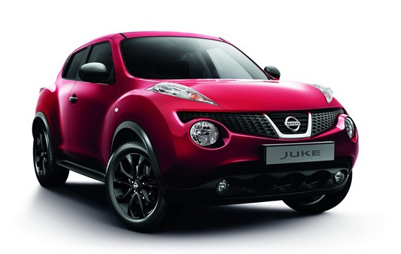 nissan juke modelo 2011 auto design tech. Black Bedroom Furniture Sets. Home Design Ideas