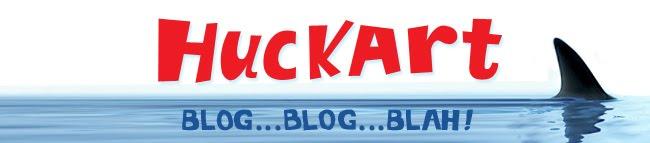 Huckart ( jon huckeby's blog )