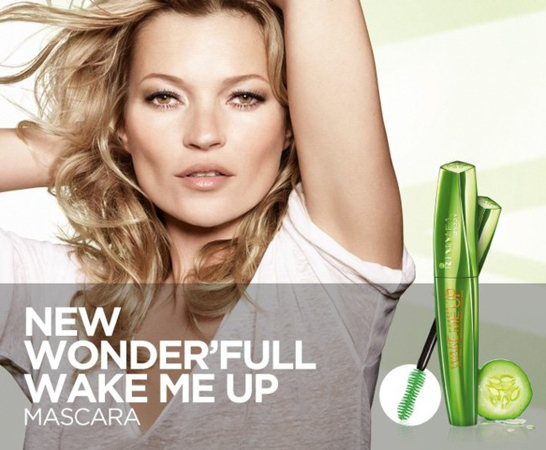 Rimmel London Wonder'full Wake Me Up máscara de pestaña con extracto de pepino