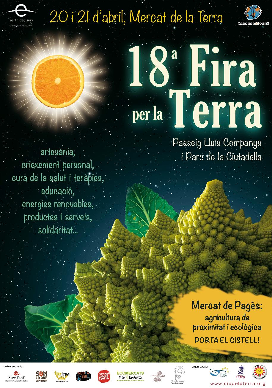 Anerisart arte espiritual las ferias de la madre tierra for Proximas ferias en barcelona