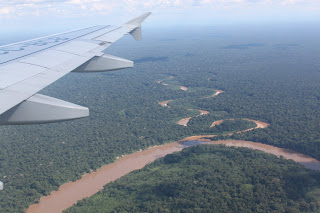 The Meandering Amazon