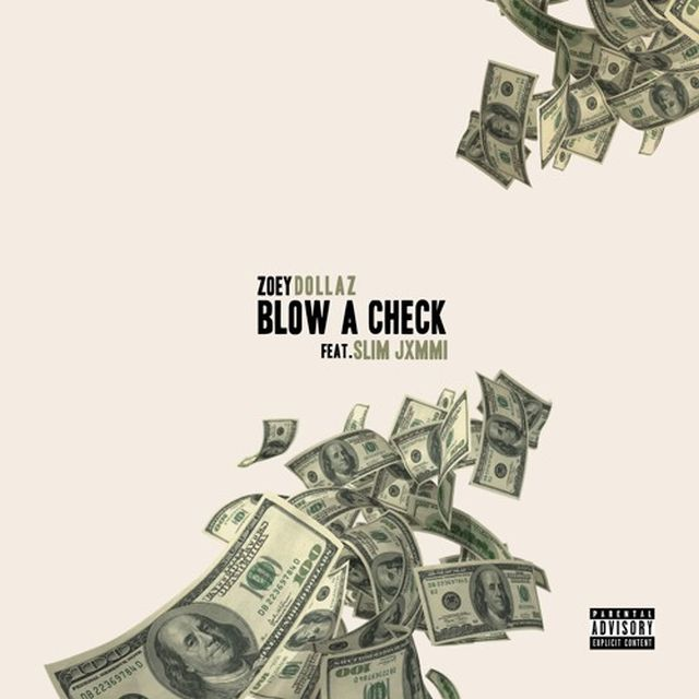 Slim Jxmmi - Blow A Check (Remix)