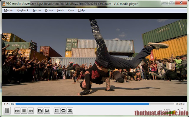 Download VLC media player 2.2.6 Full