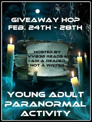 This hop features giveaways of Paranormal Young Adult Books (ghost, ...