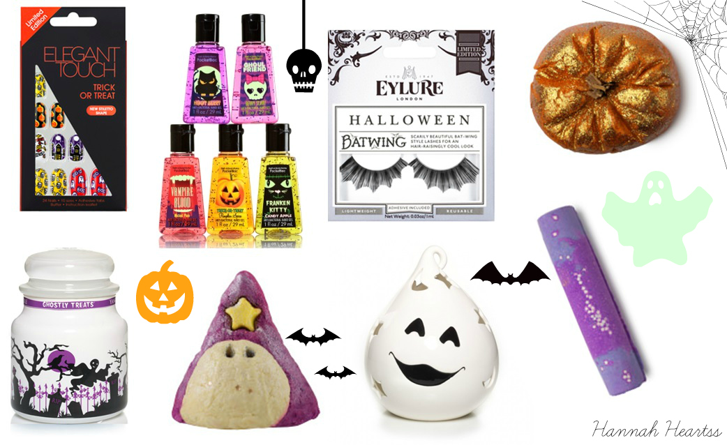 Halloween Themed Products 2014 - Hannah Heartss
