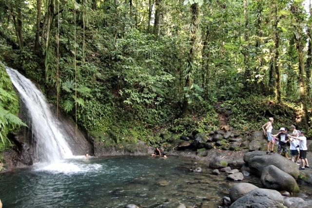 Cascada Ecrevisses