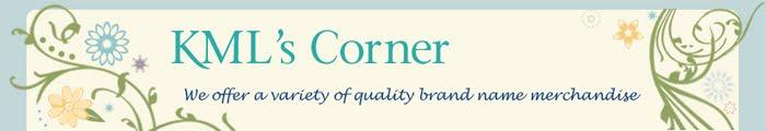 Kml's Corner News
