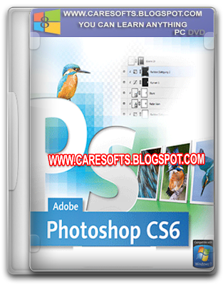 Adobe Photoshop CS6 With Keygen Free Download