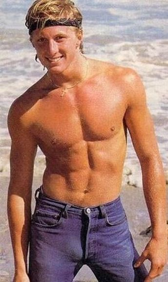 Favorite Hunks & Other Things: William Zabka: Blast From The Bast!