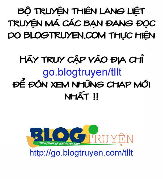 Thiên Lang Liệt Truyện chap 123 – Kết thúc Trang 1 - Mangak.info
