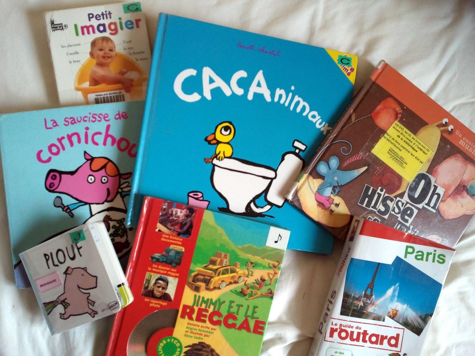CACAnimaux selection de livres