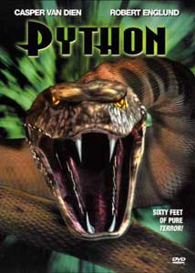Filme Python Serpente Assassina   Dublado