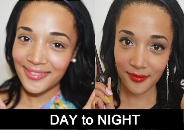 Day to Night Make-up Tutuorial