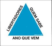 Piada do DiaSão Paulo eliminado da Libertadores 2013