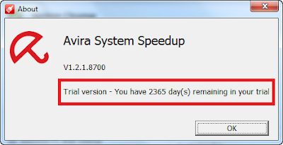 Avira System Speedup 1.2.1.8700 Plus Patch