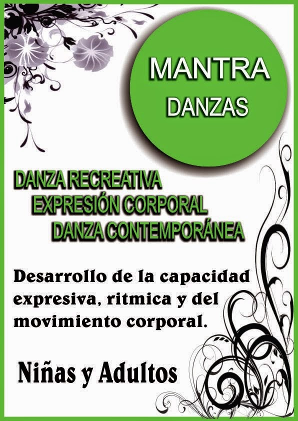 MANTRA - DANZA RECREATIVA