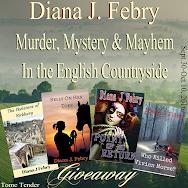 Murder, Mystery & Mayhem Spotlight & Giveaway