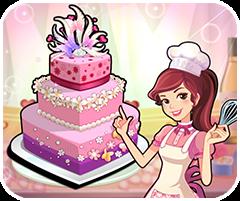 Bánh cưới tuyệt đẹp, game ban gai