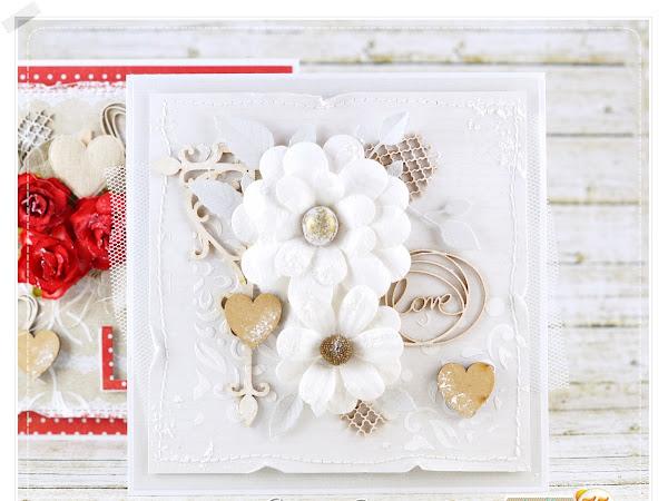 Valentine's Cards / Kartki Walentynkowe