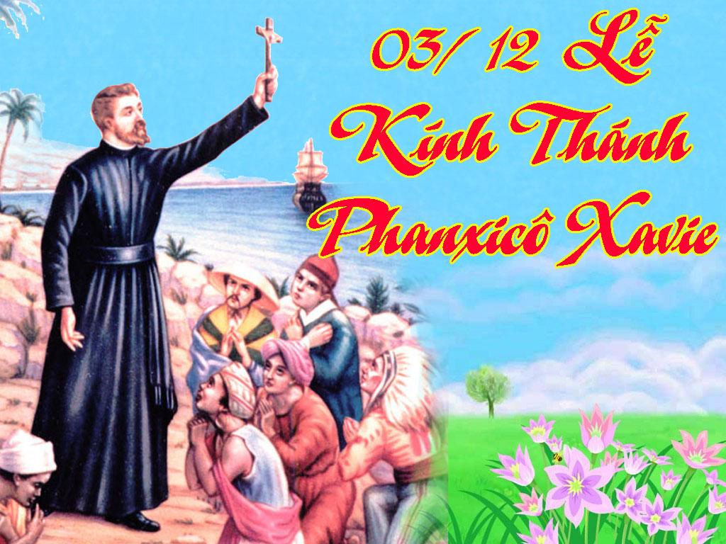 Thánh Lễ Kính Thánh Phanxicô Xaviê - Bổn mạng Khóa XIV