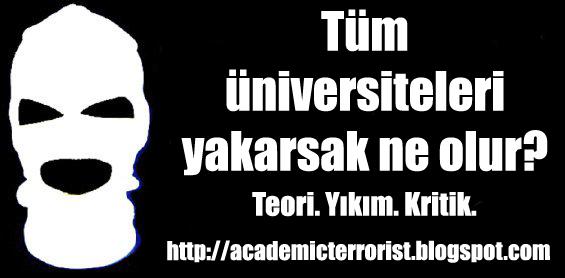 Akademik Terörist