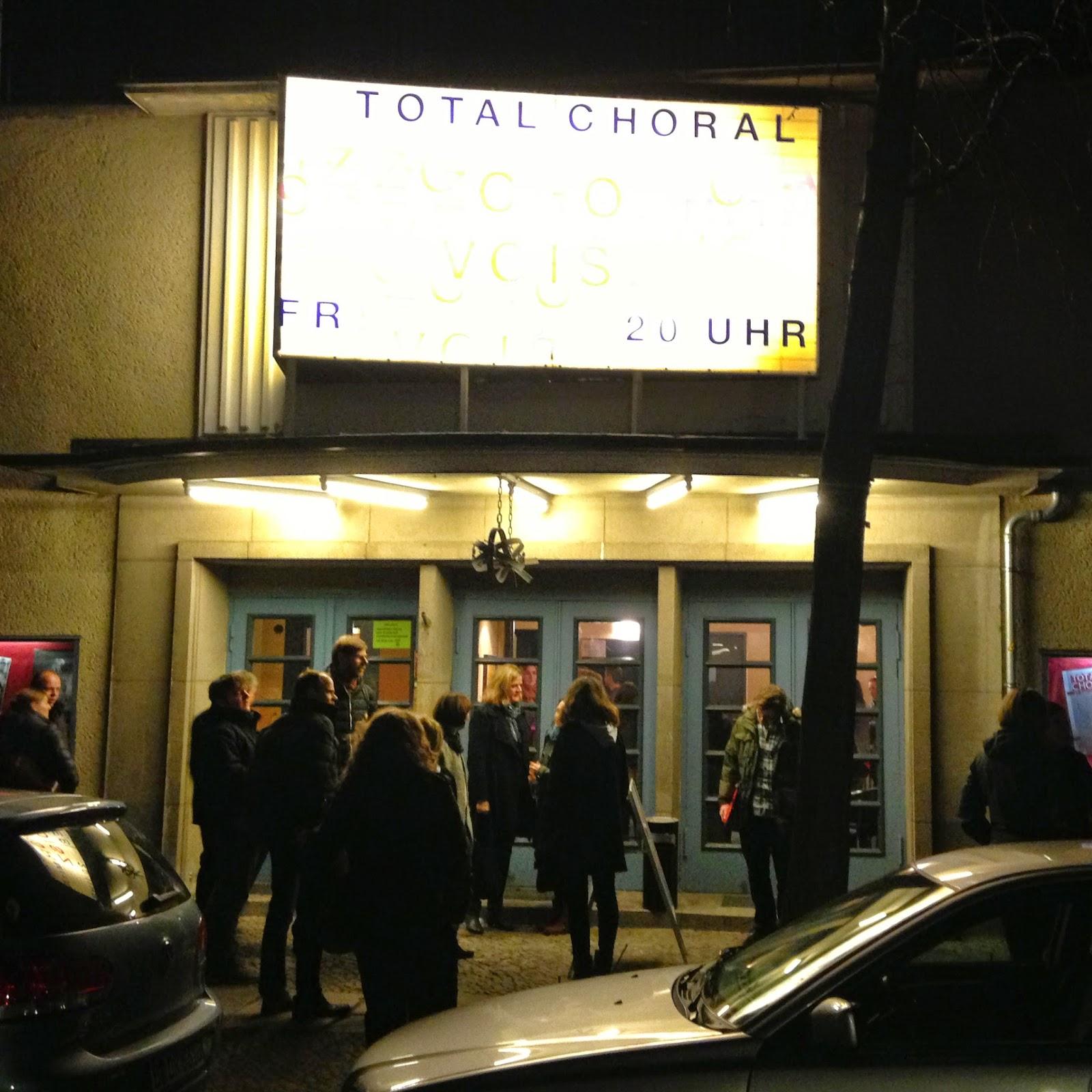 Cafe Theater Schalotte  Berlin