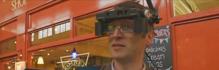 Smart Glass, unas Gafas para Mejorar la Vida de los Discapacitados Visuales