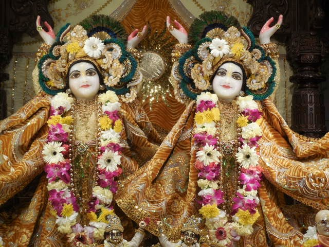 ISKCON Temple Los Angeles (CA), USA