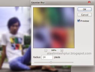 Cara Membuat Efek Fokus Di Photoshop