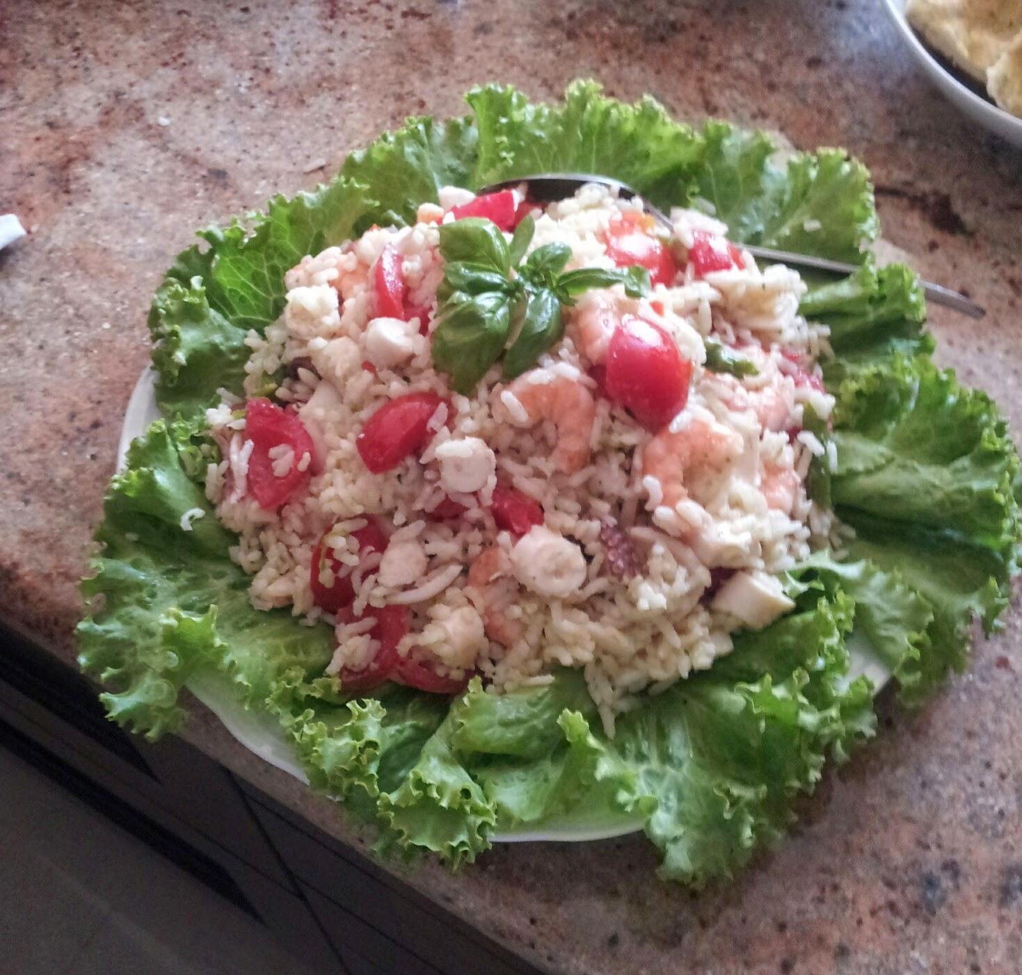 In cucina con zia vale riso freddo della sirenetta - Cucina con vale ...