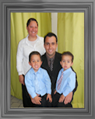 Família do pastor