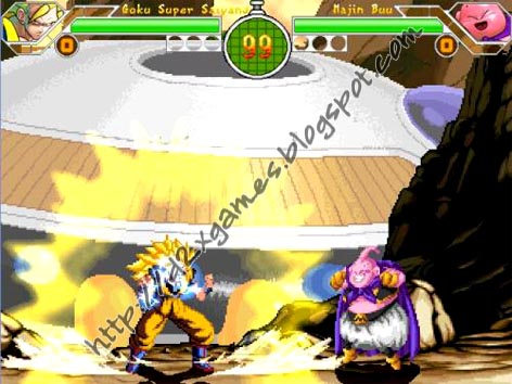 Free Download Games - Dragon Ball Z Tenkaichi MUGEN