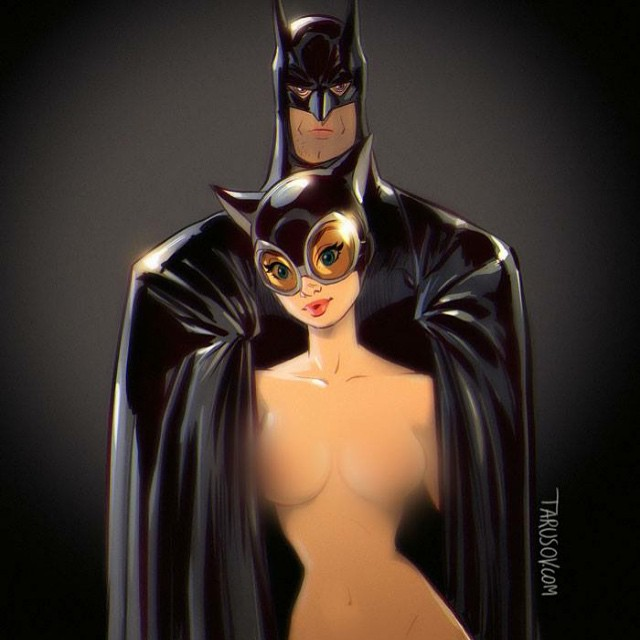 Ilustrações incríveis de  Andrew Tarusov