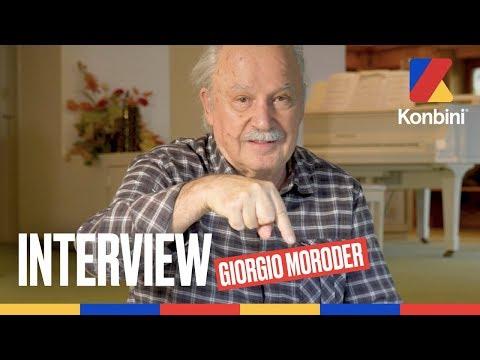 INTERVIEW DE GIORGIO MORODER