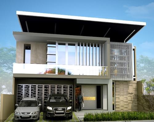 Bentuk Rumah 7 12