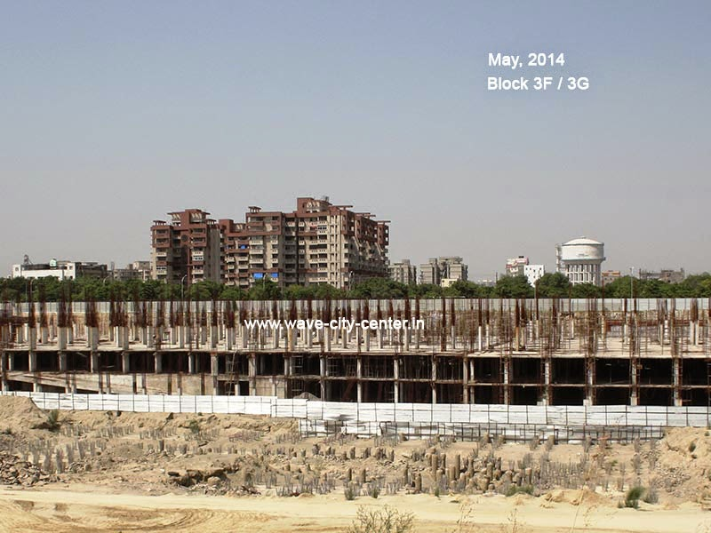 Construction Update May 2014 Block 3F and 3G
